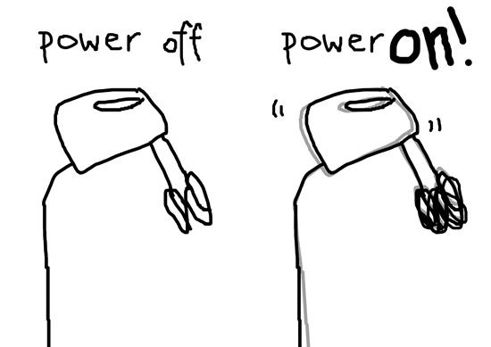 powerON powerOff