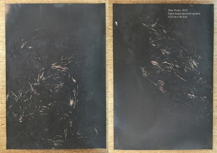 Time Paintings prosjekt 2019 side mørk